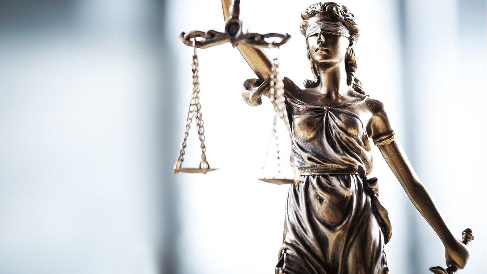انصاف کی علامت