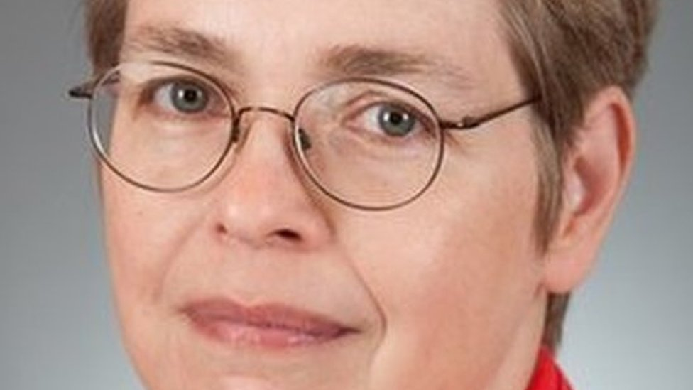 ڈاکٹر سبین ہلڈیبرانڈ