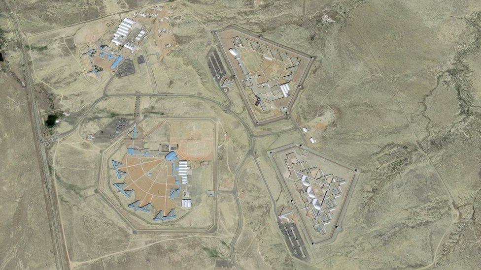 اے ڈی ایکس جیل، اے ڈی ایکس فلورنس، کولوراڈو