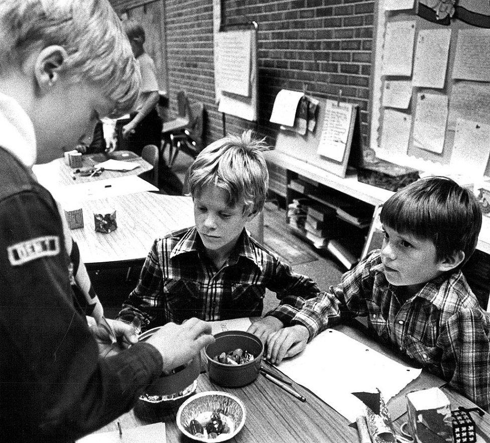 سنہ 1982 میں بھی بچے پالتو پتھر خرید رہے تھے