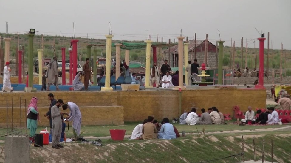 لنجو واٹر پارک، بلوچستان