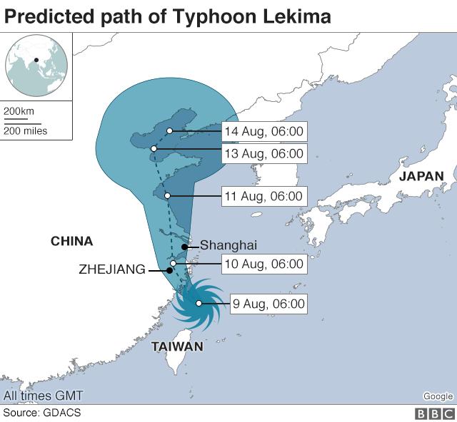 سمندری طوفان لیکیما