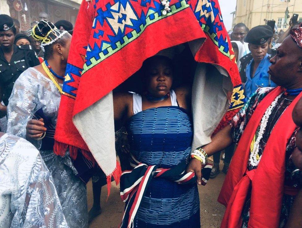 نائجیریا میلہ