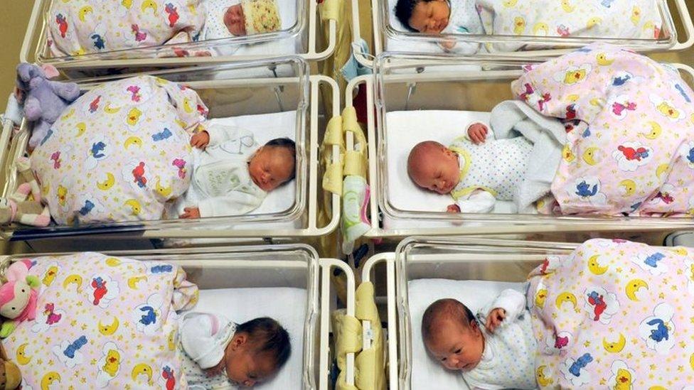 بچوں کی پیدائش