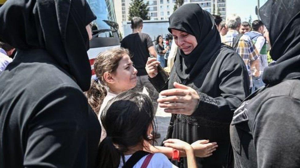 شامی مہاجرین