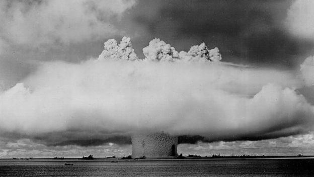 جوہری دھماکہ