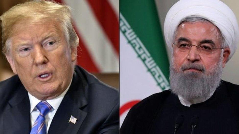 امریکہ ایران
