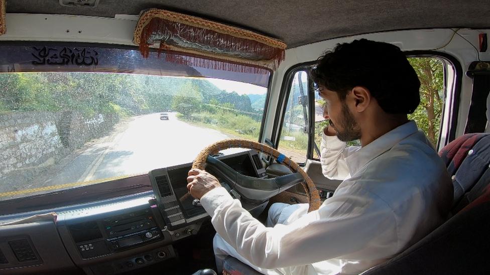 ٹرک ڈرائیور