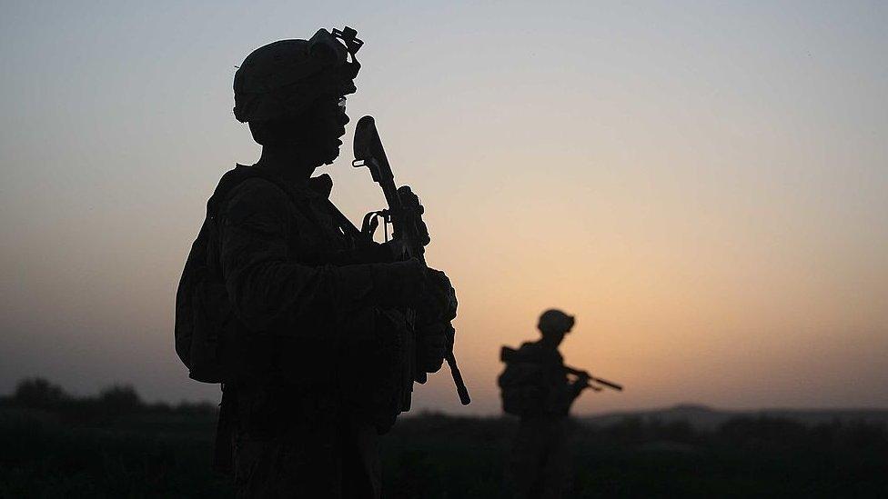 امریکی فوجی ہرات