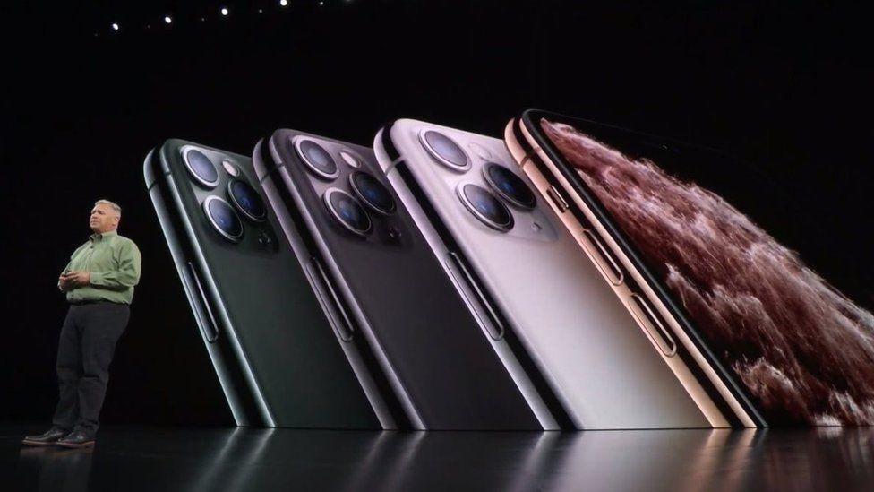 ایپل آئی فون 11