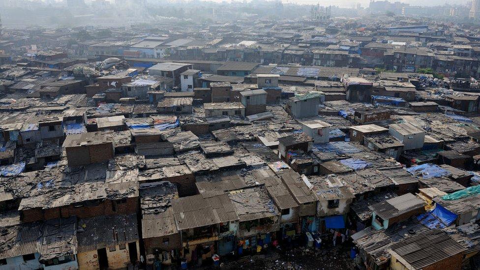 دھاراوی کچی آبادی