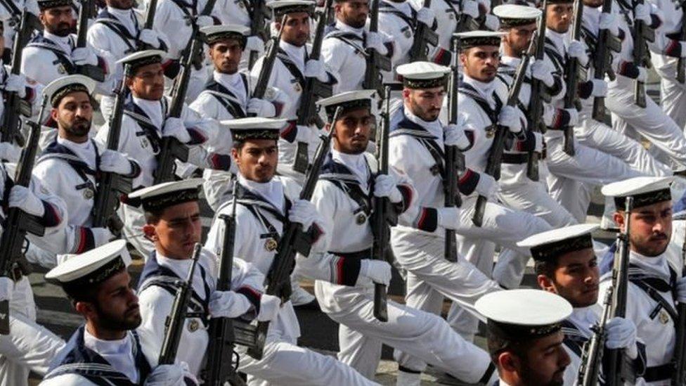 ایران کے پاسدارانِ انقلاب