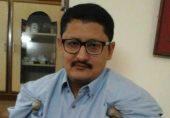 تربت کے بے روزگار خصوصی آرٹسٹ احسان رشید کی کہانی