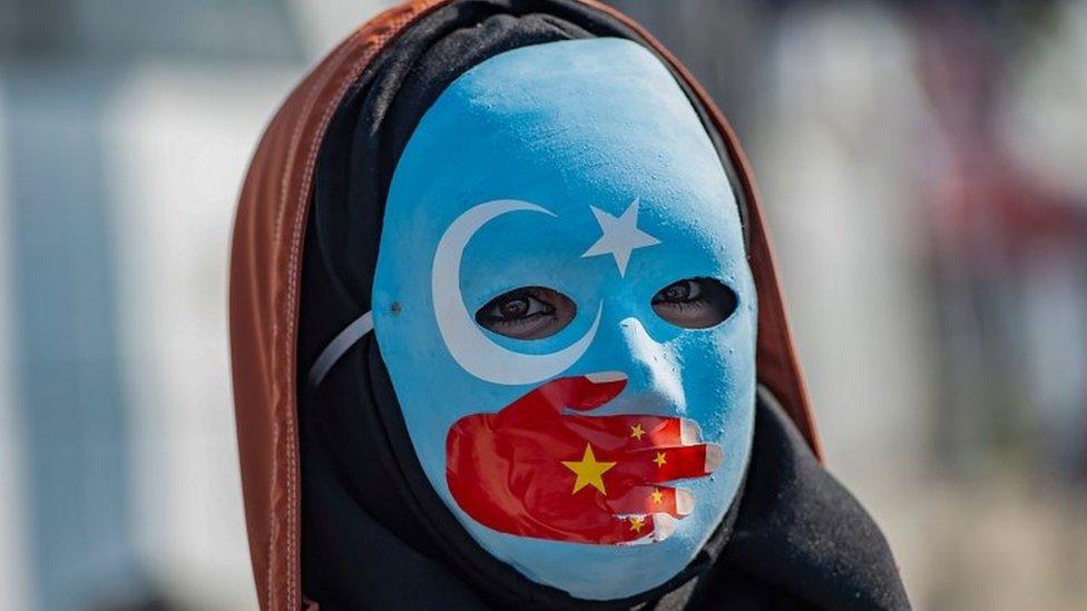 چین، سنکیانگ، مشرقی ترکستان، اویغور