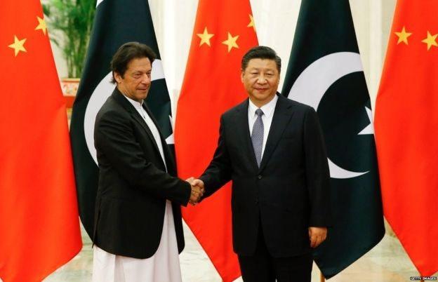 عمران خان اور شی جنپنگ