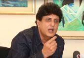 خلیل الرحمن قمر نے صحافی فرخ شہباز وڑائچ کو گالی دے دی