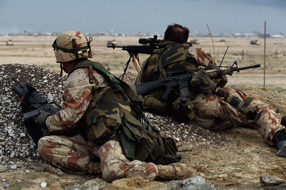 کویت جنگ