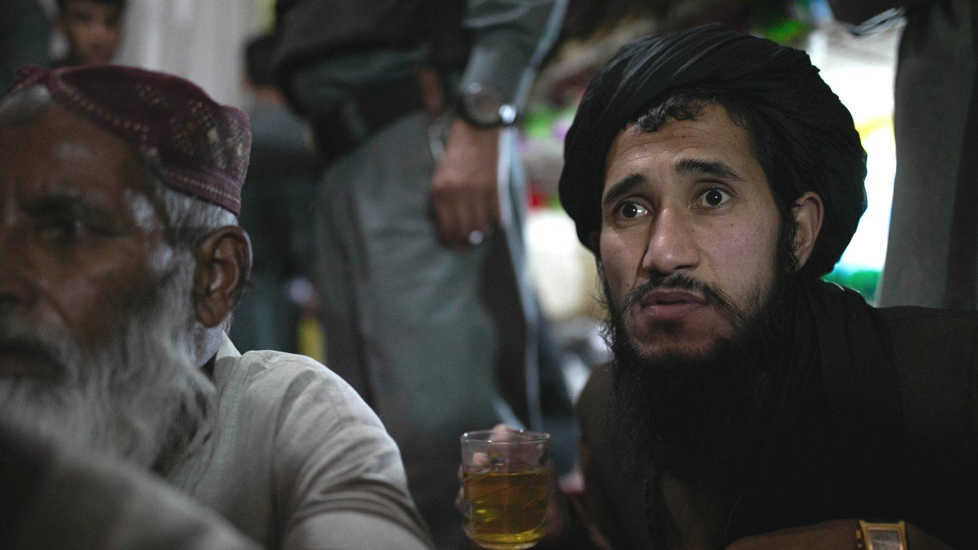 Talib prisoner in Pul-e-Charkhi prison