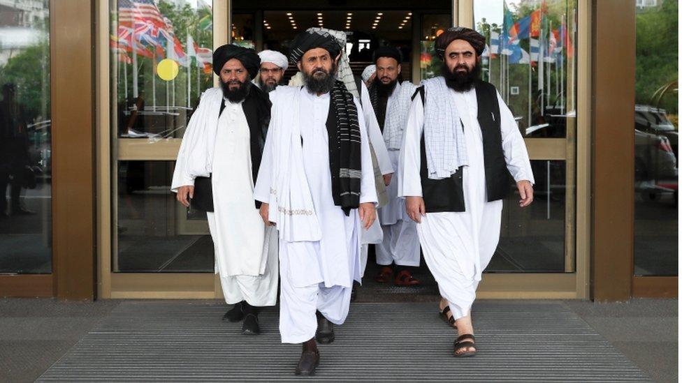 طالبان امن