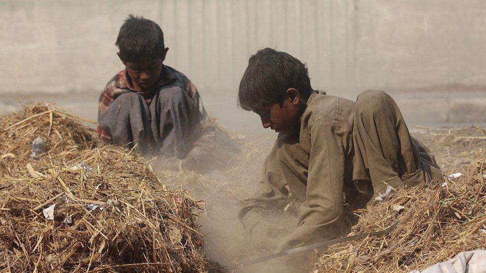 پاکستانی بچے