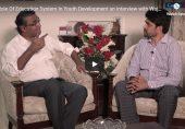 نوجوان نسل کی ترقی میں تعلیم کا کردار: وجاہت مسعود سے انٹرویو