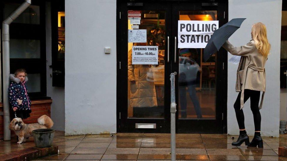 برطانیہ عام انتخابات