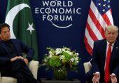 افغانستان کے معاملے پر امریکا اور پاکستان ایک صفحے پر ہیں: عمران خان