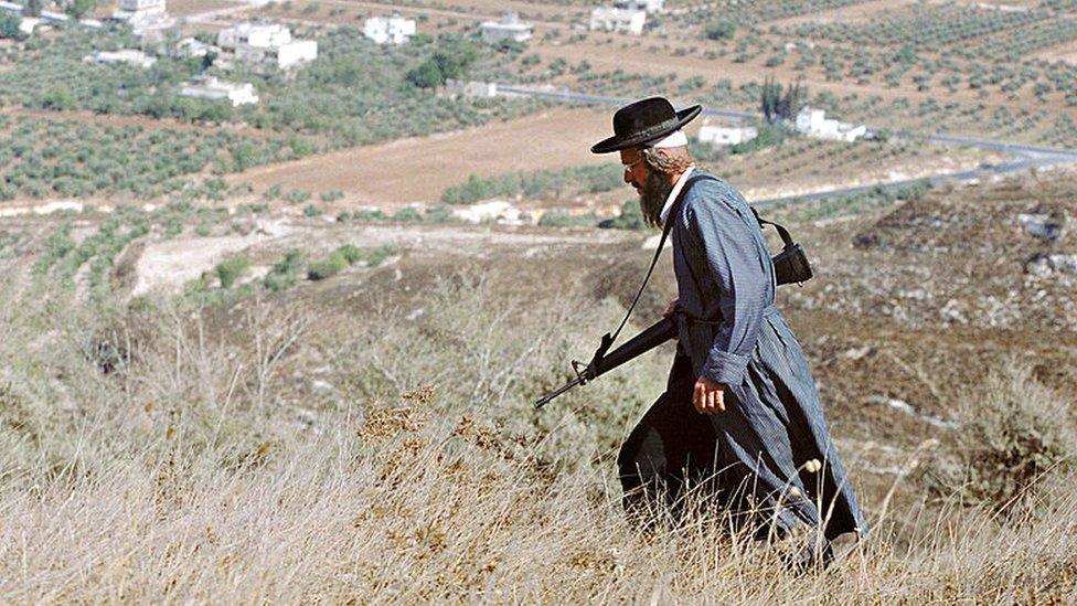 اسرائیلی بستیاں
