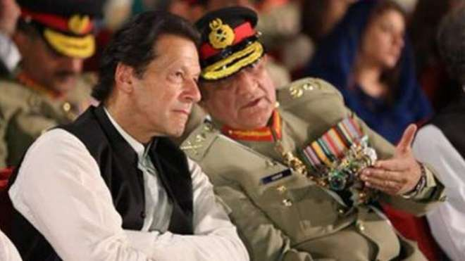 وزیر اعظم کا 'ایک پیج' فوج کے لئے تہمت بن چکا ہے!