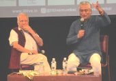"""صحافی راجدیپ سردیسائی کی تصنیف """"2019 ء: مودی نے کیسے ہندوستان جیتا"""" کی رونمائی"""