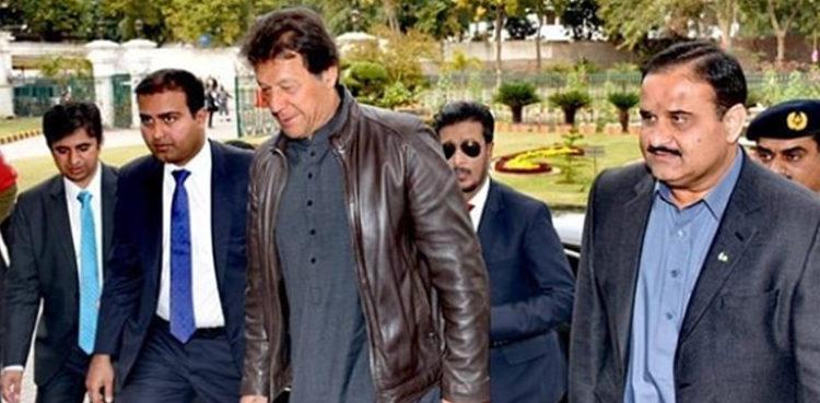 پنجاب کے ناراض ارکان کے لئے بہتر ہوگا کہ اپنے آپ کو ٹھیک کر لیں: وزیر اعظم عمران خان