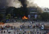 دہلی کے مسلم کش فسادات کی خصوصی تصاویر