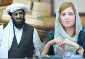 نازیبا گفتگو کی وائرل ویڈیو پر زرتاج گل حافظ حمد اللہ پر بھڑک اٹھیں، شو چھوڑ کر چلی گئیں
