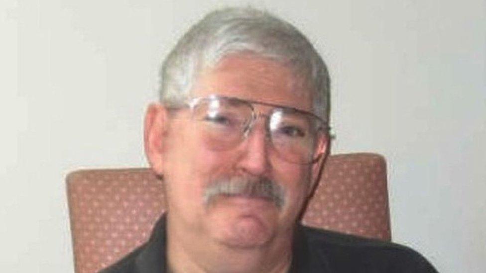 رابرٹ لیوینسن، ایف بی آئی، امریکہ، ایران