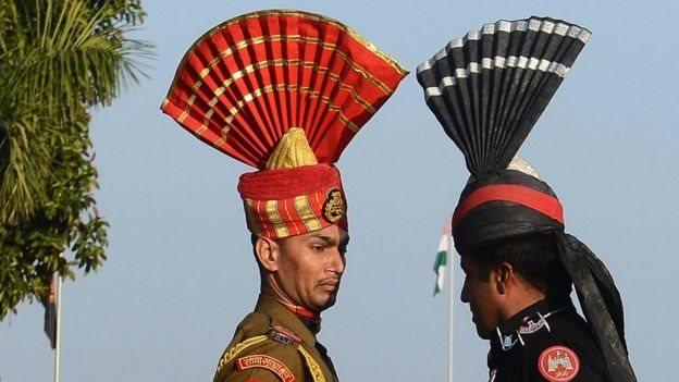 انڈیا پاک سرحد