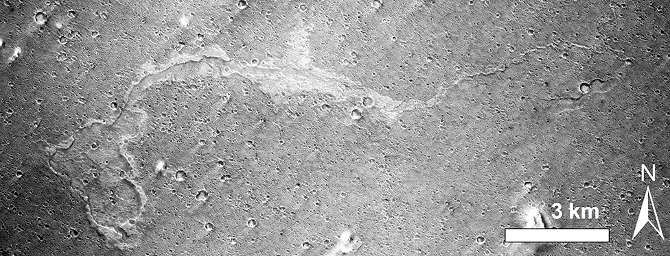 Mars flow
