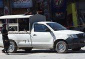 اسلام آباد میں پولیس ناکے پر فائرنگ سے دو پولیس اہلکار ہلاک، کالعدم جماعت نے ذمہ داری قبول کر لی