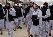 رہائی پانے والے طالبان قیدی: 'جنگ یا امن کا انتخاب قیادت کے کہنے پر کریں گے'