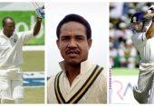کرکٹ میں اپنا پہلا ٹیسٹ میچ پاکستان کے خلاف کھیلنے والے مشہور کھلاڑی کون ہیں؟