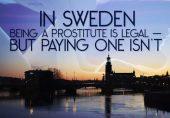کورونا وائرس کی وجہ سے سویڈن میں نوجوان لڑکیاں جسم فروشی پر مجبور ہوگئیں