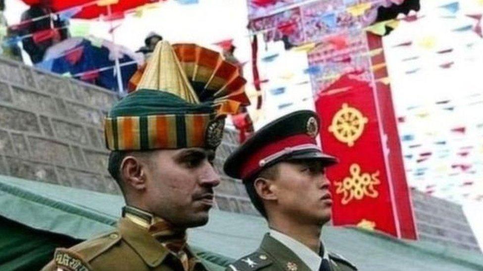 چین انڈیا
