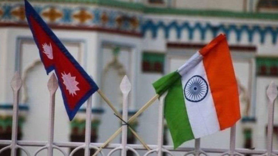 نیپال انڈیا