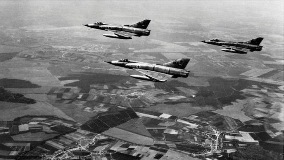 اسرائیلی طیارے