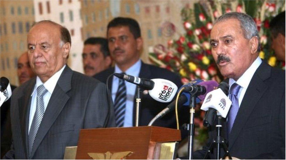 صالح اور ہادی