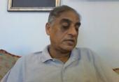 آصف فرخی کا آخری وڈیو بلاگ