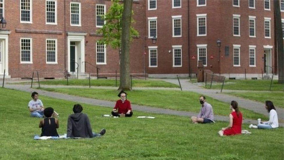 کورونا، امریکہ، پاکستان، طلبہ