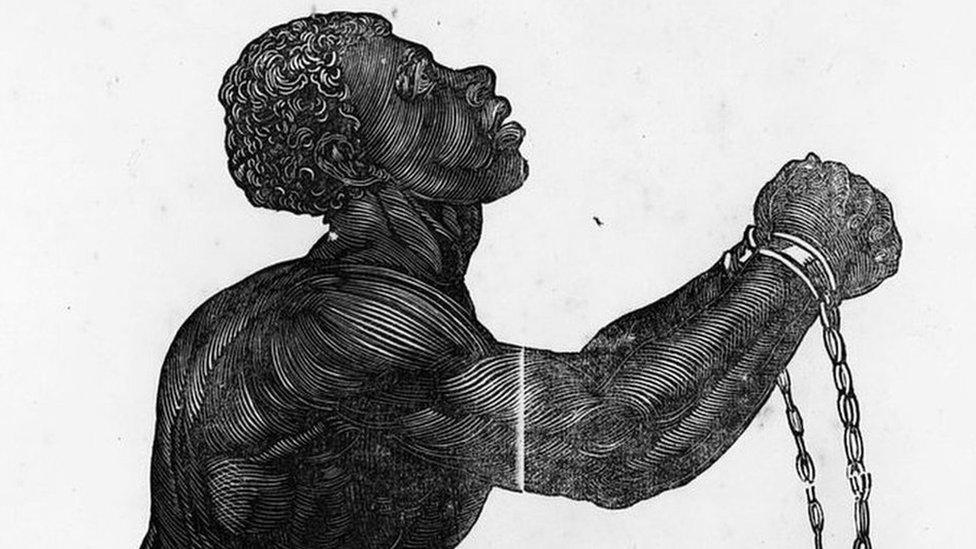 غلاموں کی تجارت