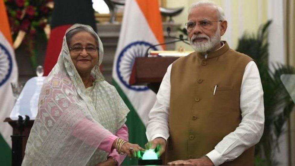 انڈیا بنگلہ دیش تعلقات
