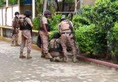 کراچی پریس کلب میں رینجرز بن بلائے گھس گئے، صحافیوں کی شدید مذمت