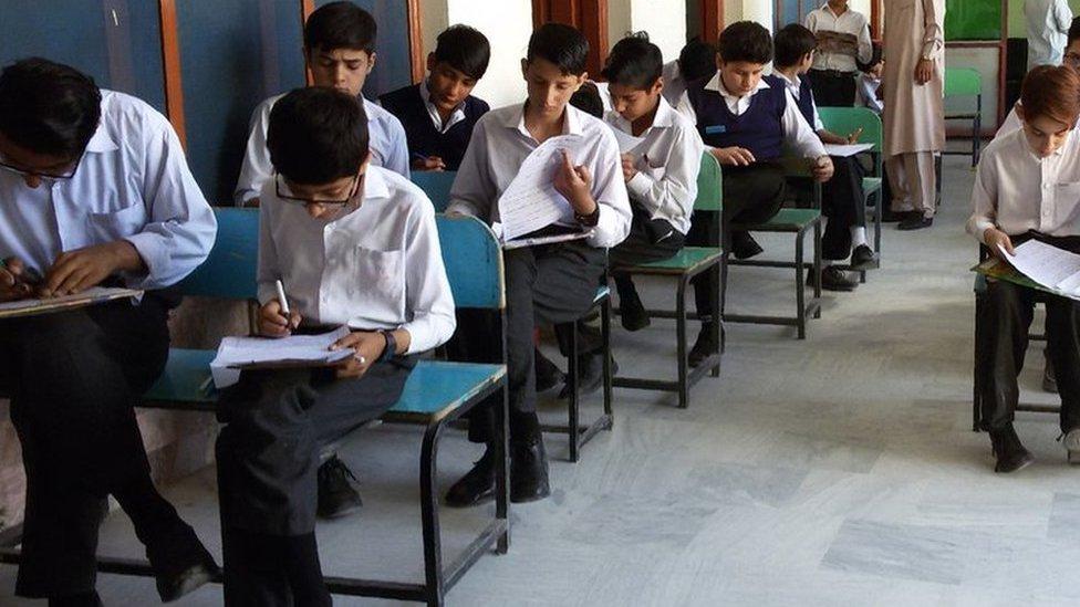پاکستان، نظامِ تعلیم